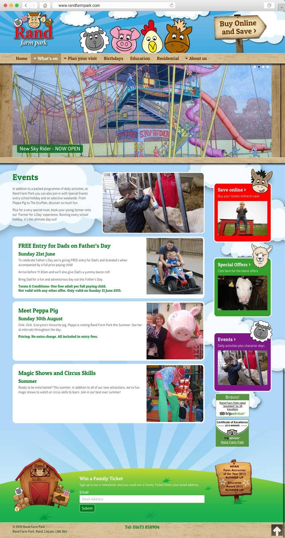 Rand-farm-events