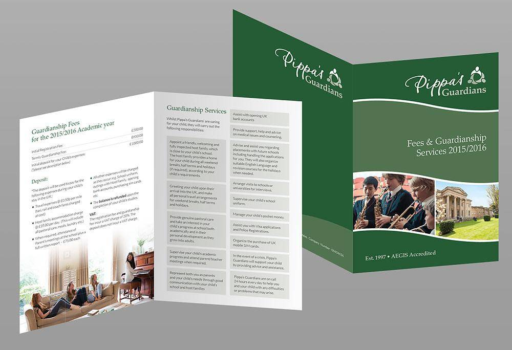 Fees & Services Brochure